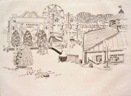 Angelo Pinto, 'Amusement Park', 1931