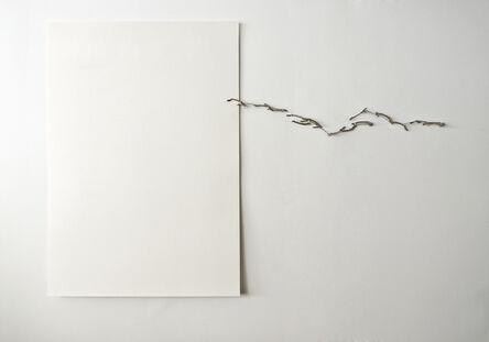 Sandra Nakamura, 'Última línea', 2014