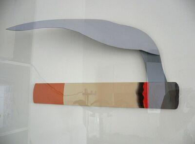 Tom Wesselmann, 'Maquette for Smoking Cigarette', 1983