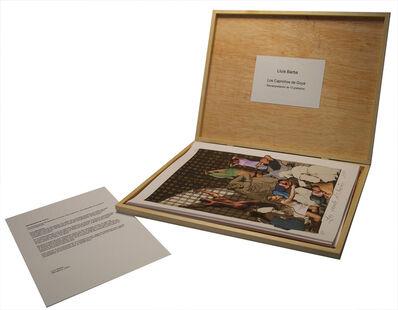 Lluis Barba, 'Los Caprichos, Goya. Box of 12 lithographs', 2019