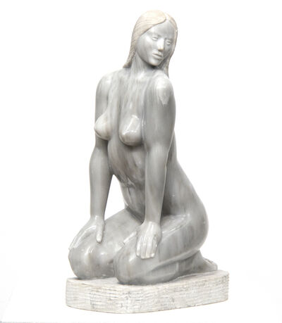 Felipe Castaneda, 'Mujer Desnuda', 1985