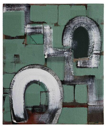 Liu Ke 刘可, 'Nude Girl Down the Stairs (Spring) No. 2', 2016