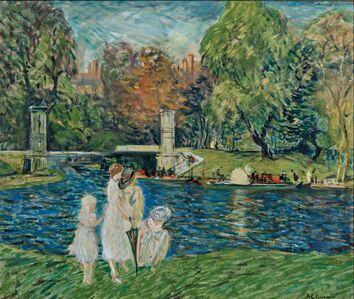 Arthur Clifton Goodwin, 'Public Garden'