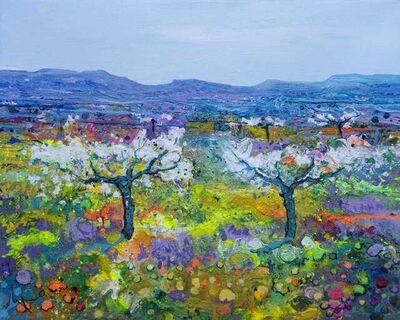Ulpiano Carrasco, 'Two Almond Trees', 2021