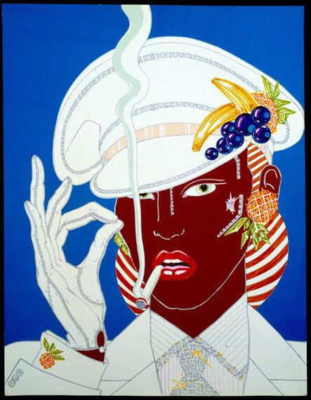 Antonio Lopez, 'Carol Labrie', 1969