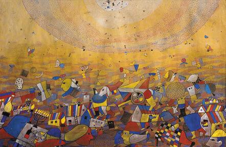 José Gurvich, 'La creación', 1968