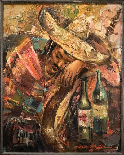 Don Ruffin, 'After Hours - Guadalajara', ca. 1970