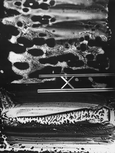 Gyorgy Kepes, 'Untitled photogram', 1982