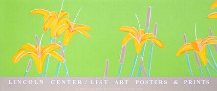 Alex Katz, 'Day Lillies', 1992