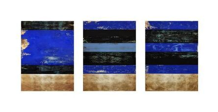 Michael Morrill, 'Déjà vu Blue', 2016