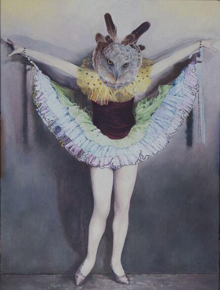 Malcolm Bucknall, 'Dance of the Harpy', 2016