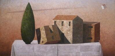 Matthias Brandes, 'Vita silente di tre case', 2012