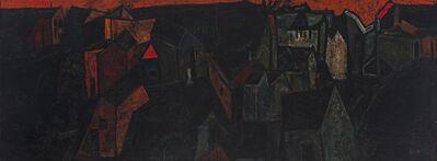 S. H. Raza, 'Untitled', 1958