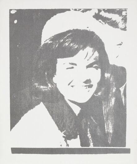 Andy Warhol, 'Jacqueline Kennedy I (Jackie I), from 11 Pop Artists, Volume I (F. & S. 13)', 1966