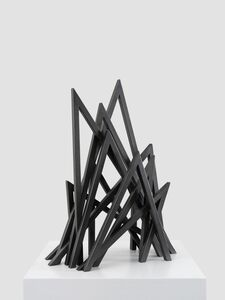 Bernar Venet, '11 Acute Unequal Angles', 2016
