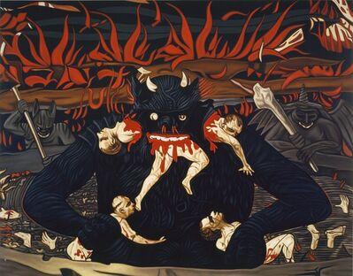 Richard Phillips, 'Hell', 2007