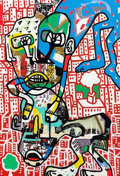 RAE BK, 'CHEESE TICKETS', 2011