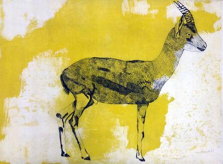 Manal Mahamid, 'Palestinian Gazelle 2', 2016