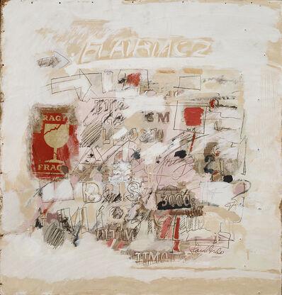 Sarah Grilo, 'Fragile', 1981