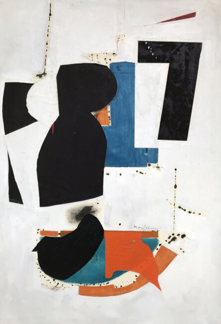 Beatrice Mandelman, 'Number 7', 1960-1969