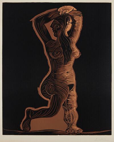 Pablo Picasso, 'Grand nu de femme (Large Nude Woman)', 1962
