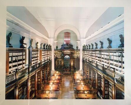 Candida Höfer, 'Biblioteca Universitaria di Bologna', 2006