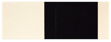 Richard Serra, 'Horizontal Reversal V', 2017