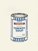 Banksy, 'Tesco Soup Can', 2005