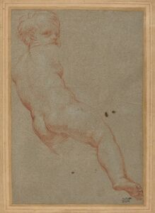 Carlo Maratti, 'Study of a Young Boy'