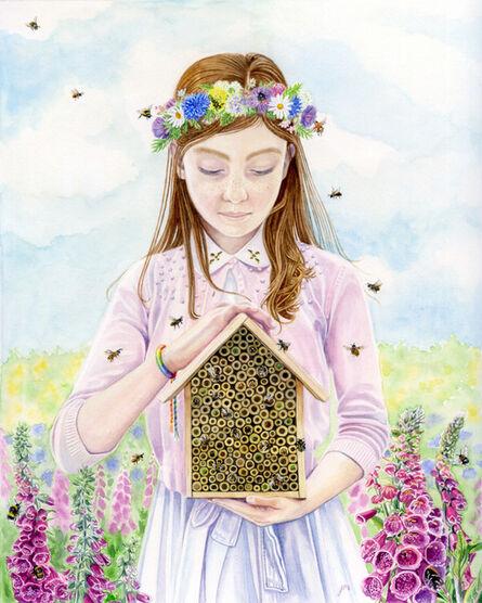 Jessica Mulholland, 'The Pollinators', 2020