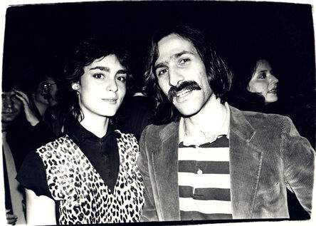 Andy Warhol, 'Andy Warhol, Photograph of a Woman and Man, 1980s', 1980s