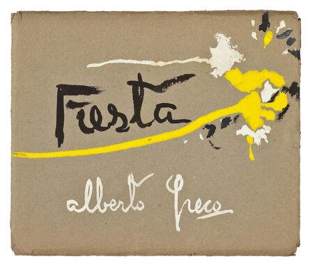 Alberto Greco, 'Fiesta', 1950