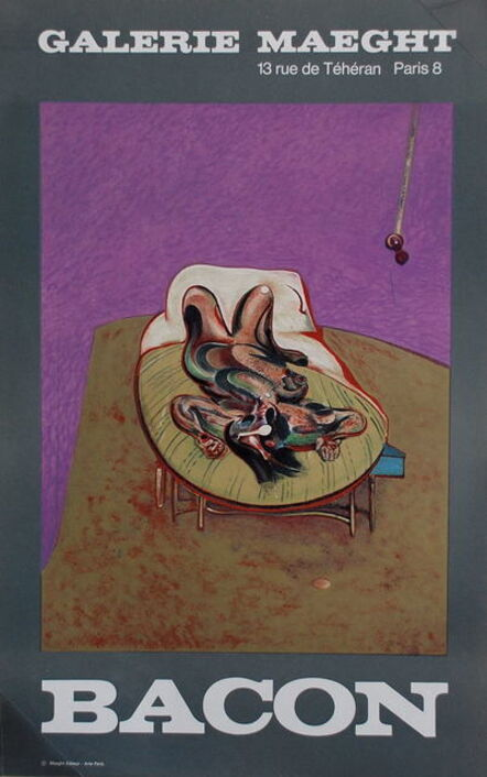 Francis Bacon, 'Galerie Maeght', 1966