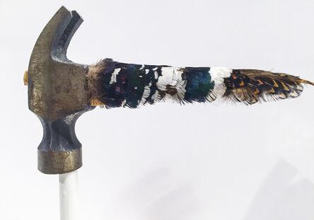 Hugh Hayden, 'Woodpecker (new natives)', 2012