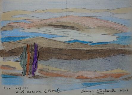 Jehangir Sabavala, 'Untitled'