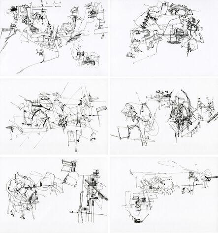 Peter Piller, 'From series Periphery Walk Barcelona', 2011