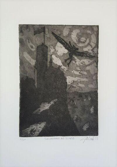 Joshua Goode, 'Savannah as Icarus', 2017