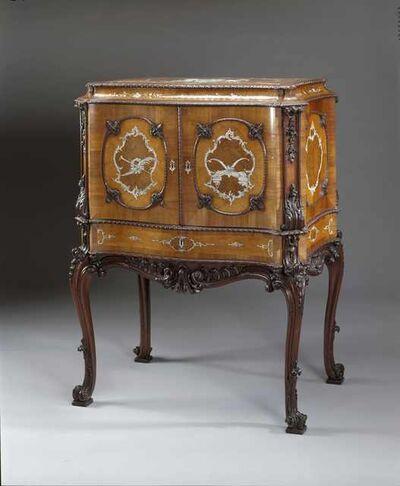 William Vile, 'Jewel cabinet', 1762