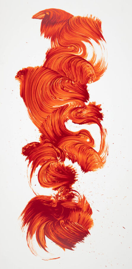 James Nares, 'Wave & Particle 2', 2021