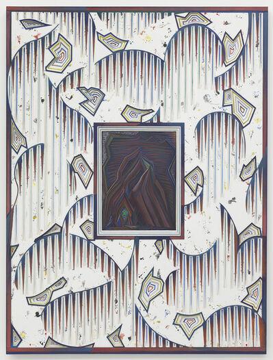 Zach Harris, 'Painting Table / Piano Keys', 2013