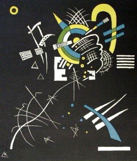 Wassily Kandinsky, 'Kleine Welten VII', 1922