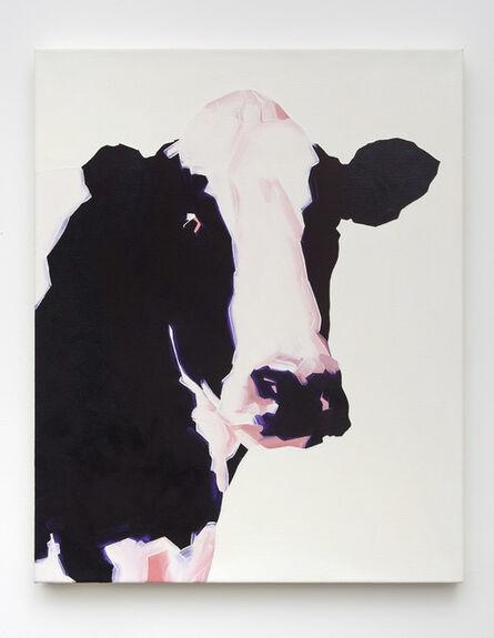 Michael St. John, 'Democracy (Cow)', 2017