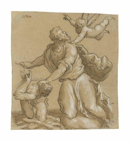 Jacopo Palma il Giovane, 'The Sacrifice of Isaac'