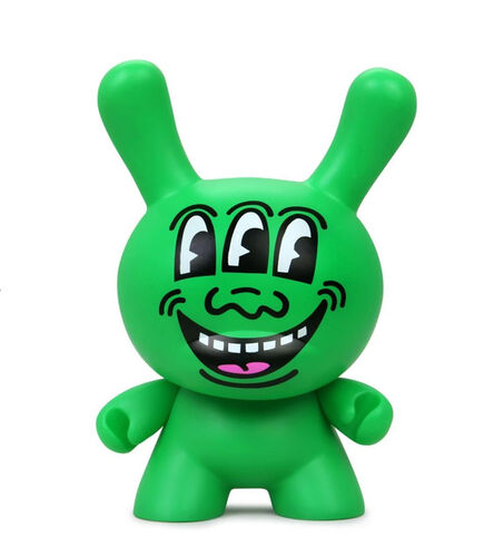 Keith Haring, ''3-Eyed Face' (Masterpiece DUNNY)', 2020