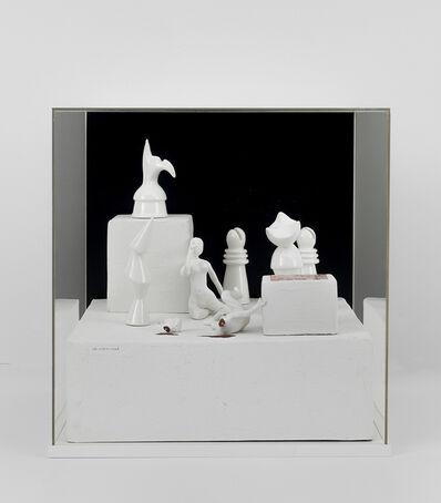 Marcel Dzama, 'Off with his Head', 2014