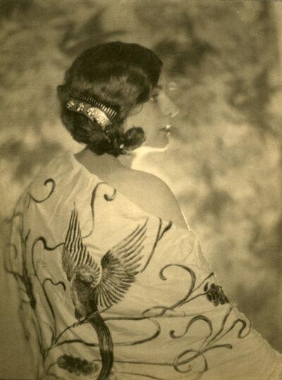 Ira Martin, 'Untitled (Orientalist Fashion Study)', ca. 1920