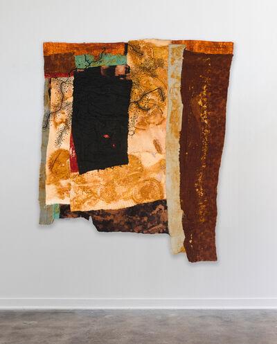 Carole Harris, 'Against the Wall', 2019