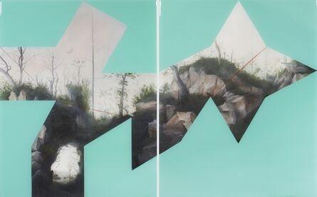 Sam Leach, 'Van Dalem Dymaxion with Bolide', 2014