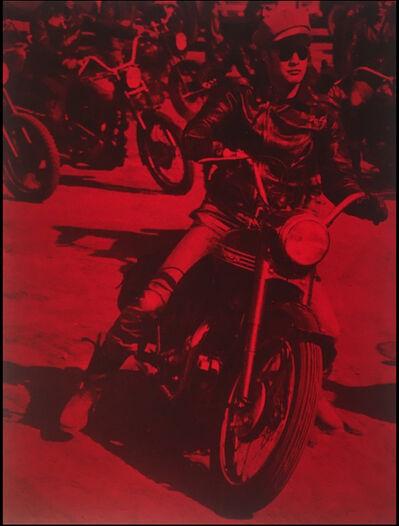 Russell Young, 'Marlon Brando on Bike ', 2008