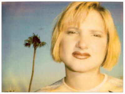 Stefanie Schneider, 'Kirsten Red Lips (California Blue Screen)', 1997